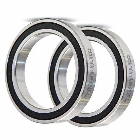 Flange Mounted Miniature Ball Bearings with Extra Width Inner Ring Model Sfr144zzee ABEC-5