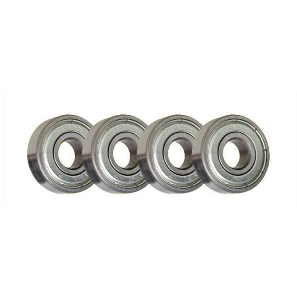 DIN100cr6 ABEC 1 ABEC3 Wheel Hub Bearing Dac34670037 2RS #1 image