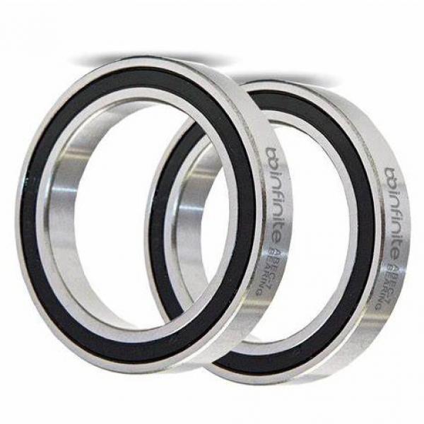 Koyo NSK NTN Japan deep groove ball bearing 6206 2RS ZZ C3 6206ZZ ball bearing #1 image