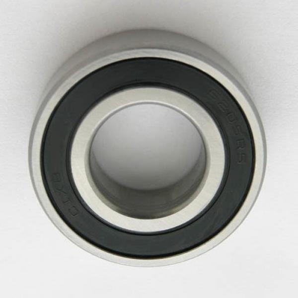NTN Ball Bearing 6211 NTN 6211-2RS Deep Groove Ball Bearing 6211LLU Sizes 55*100*21mm #1 image